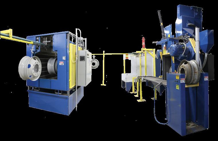 Wheel Refinishing System | IMI Products