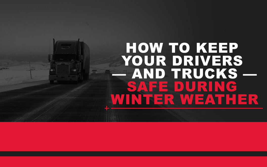 how to keep your truck safe during winter