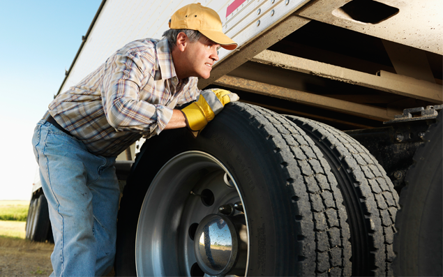 For Fuel Savings, Extend Tire Life