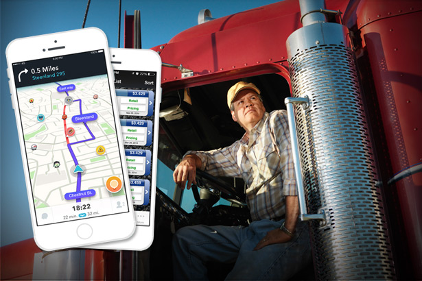 The Best Apps for Truck Drivers