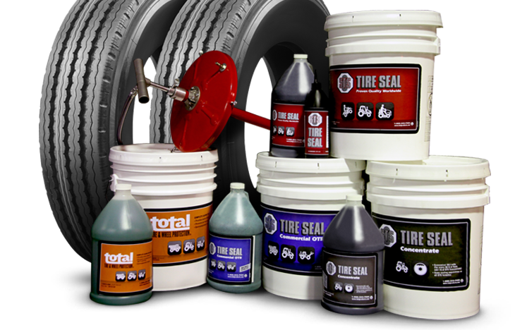 IMI Launches Flagship Product <strong>Sts Tire Seal</strong><sup>™</sup>