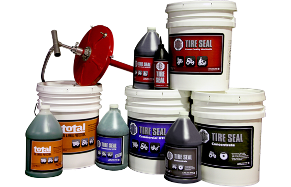 Sts Tire Sealant<sup>™</sup>