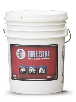 STS tire seal product bucket