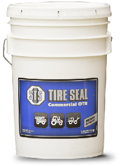Commercial otr tire sealant product bucket