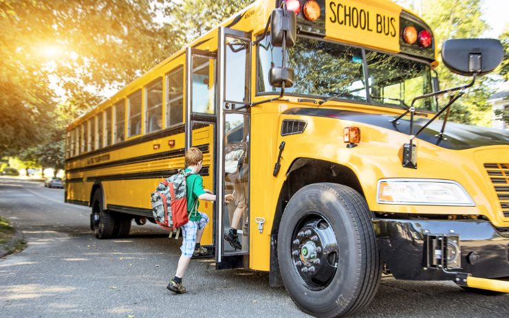 A Quick Guide: Keeping the Wheels on the Bus Going 'Round