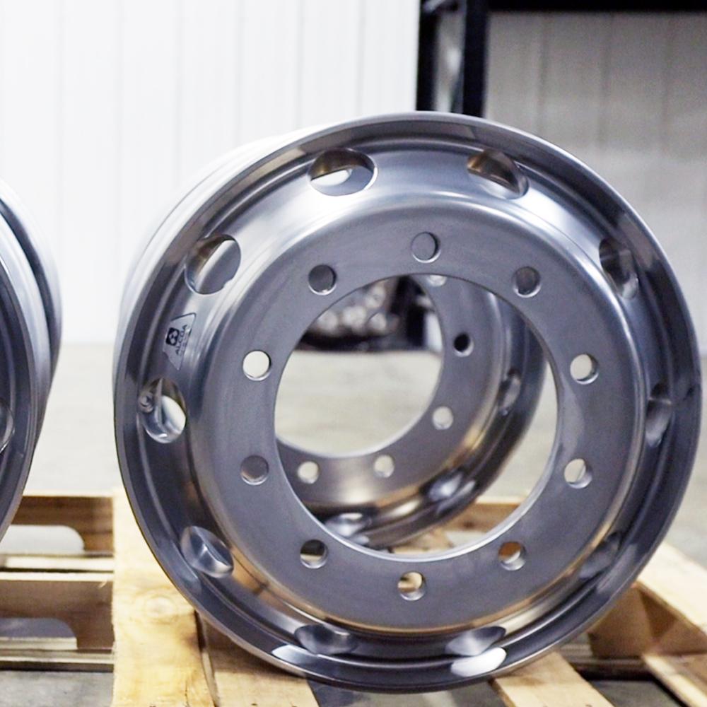 clean aluminium wheel