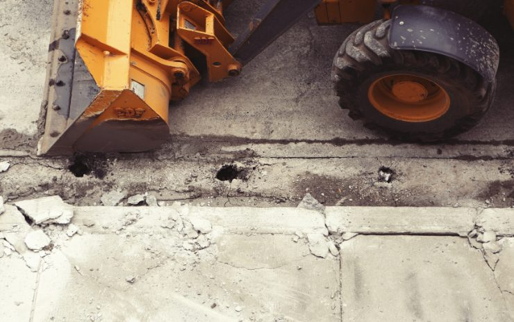 Extending the Life of Your Construction Fleet Tires