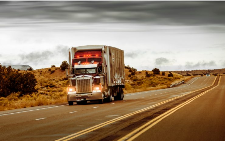 How Reducing Truck Vibration Saves You on Fuel