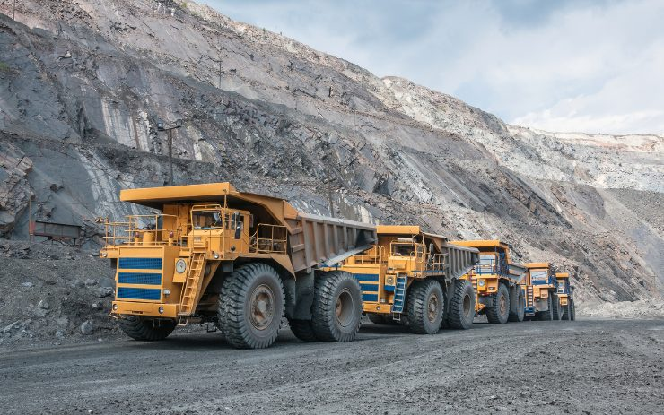 Mining Productivity Relies on Tires