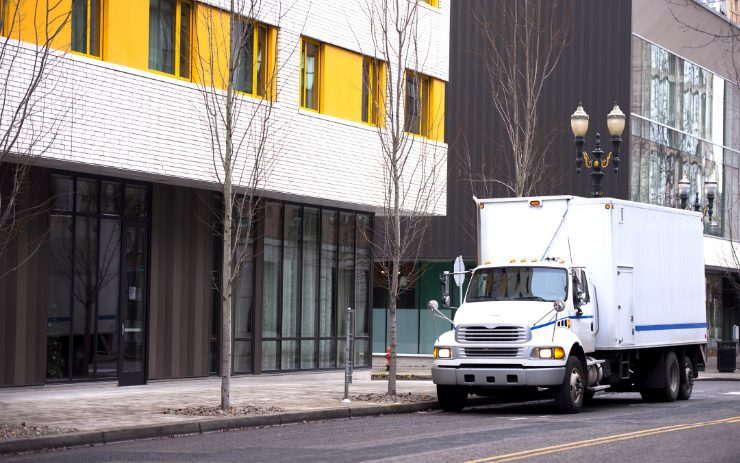 Problems Surrounding Last-Mile Delivery