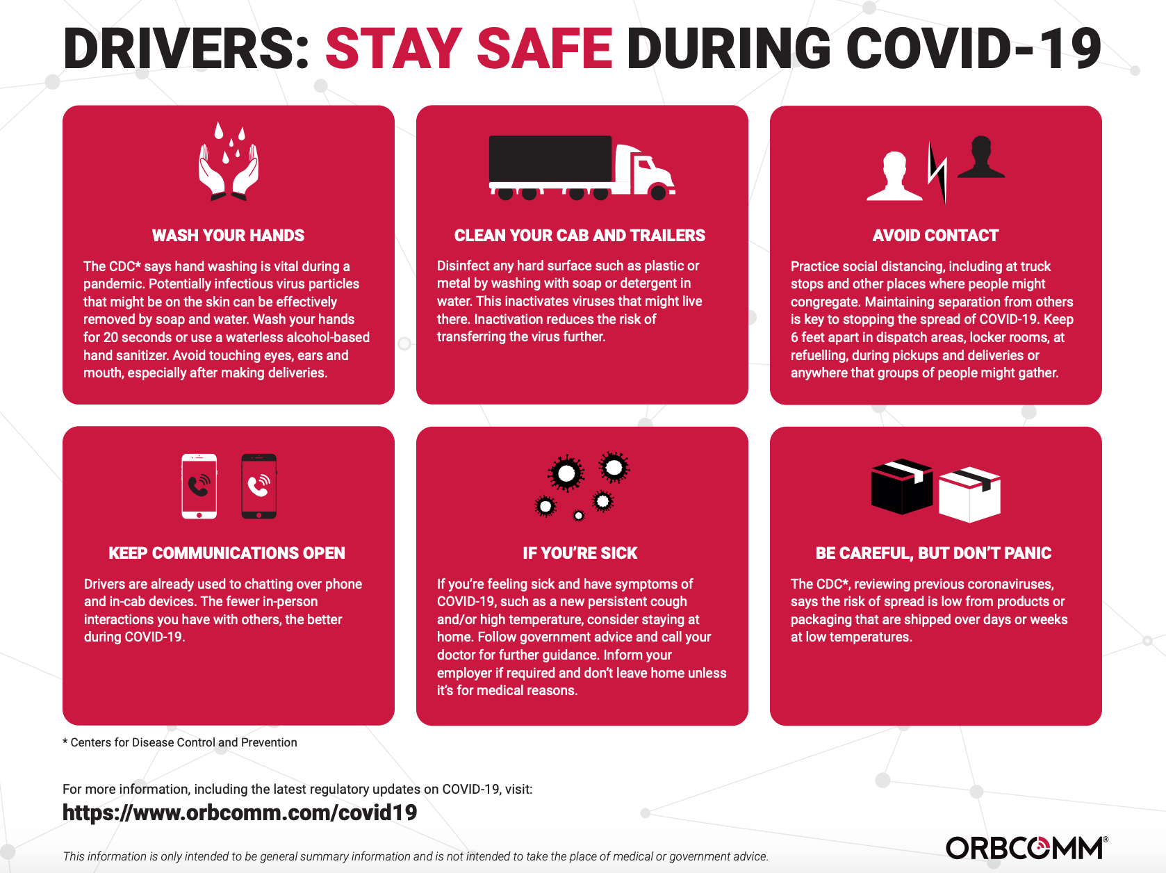 COVID19 Safety
