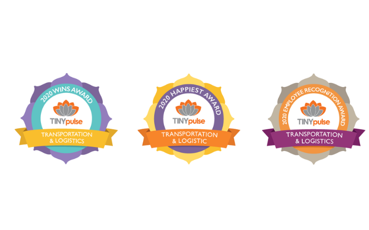 We are TINYpulse Awards Recipients in 2020!