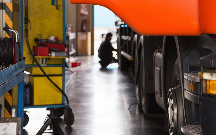 Three Benefits to Investing in Preventative Truck Tire Maintenance