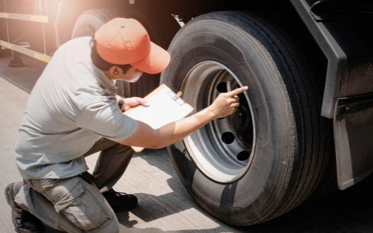 CSA Tire Violation Prevention